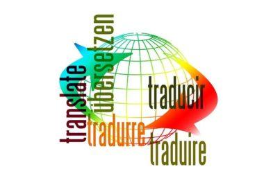 Übersetzungen und Textüberarbeitung